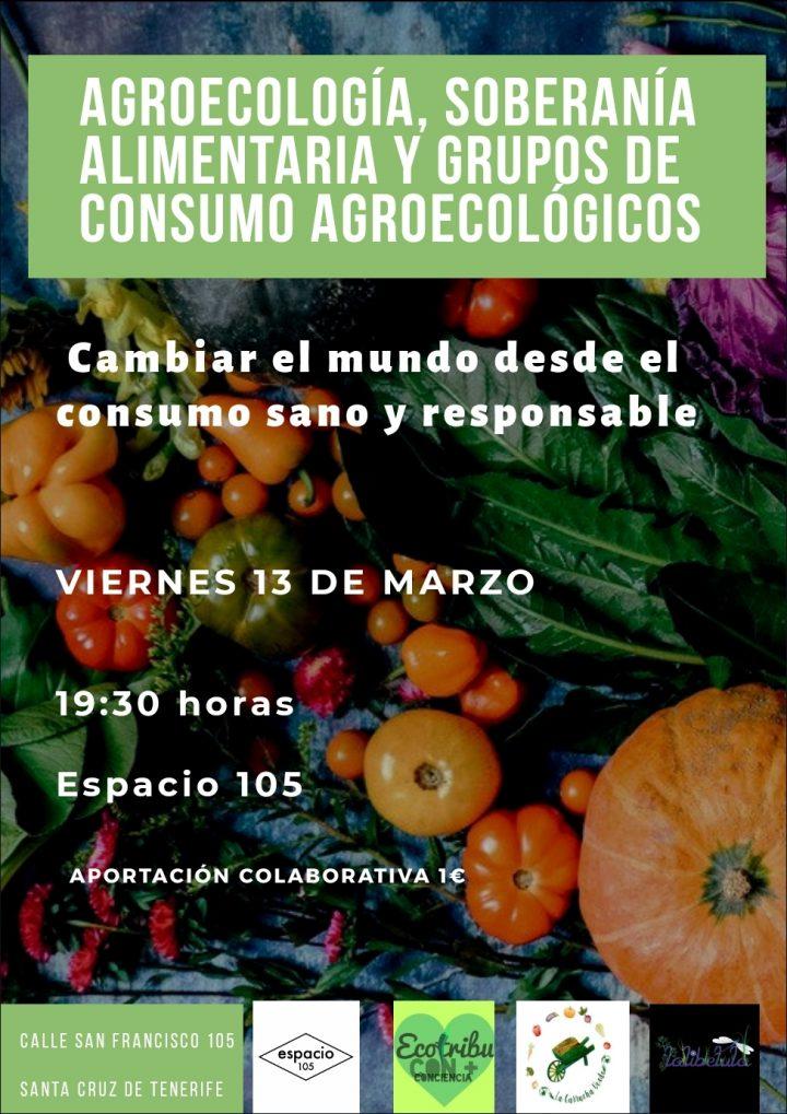 Agroecología, soberanía alimentaria y grupos de consumo agroecológicos